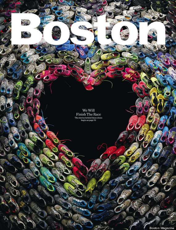 Boston Magazine / May 2013 cover / Photographed by Mitchell Feinberg