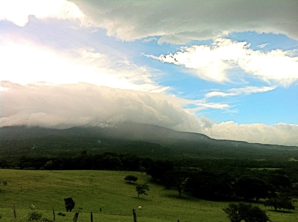 Fields near Bijagua, Costa Rica