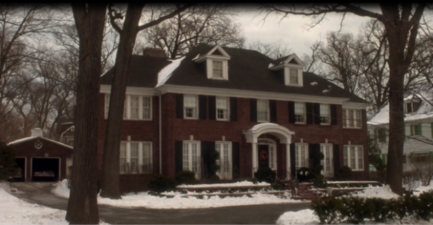 Home Alone House (c) 20th Century Fox