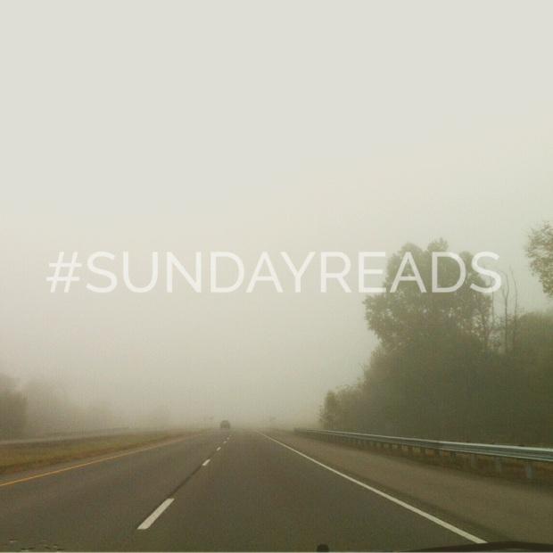 #SundayReads (c) 2013 - Samantha Storey