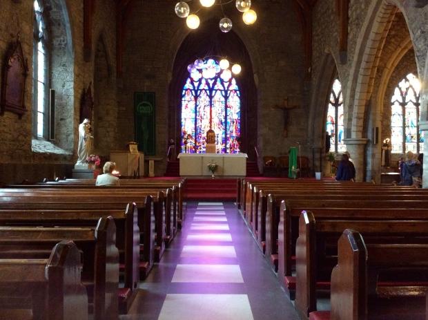 (c) 2014 Samantha Storey / Black Abbey Cathedral, Kilkinney, IR